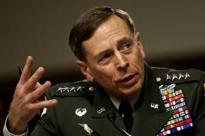 Angerer/AP Gen. David Petraeus, newly minted US commander for the war ...