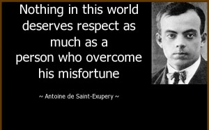 Antoine de Saint-Exupery :Top 10 Quotes, Quotations