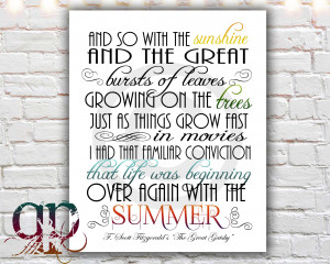 great gatsby poster great gatsby quotes