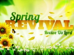 revival what is revival the beausejour pulpit