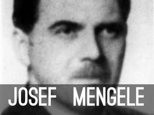 Josef Mengele Josef mengele