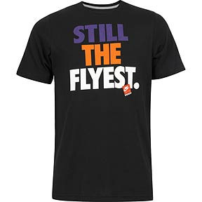 Nike shirts with dumb sayings like that. Some of them do have swag doe ...