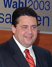 Sigmar Gabriel 2003