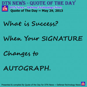 Team Spirit Quotes Quote of the day ~ may 29,