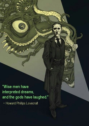 HP Lovecraft Quote