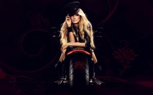 Marisa Miller, Model, Motorcycle, Harley-davidson, Female Celebrities ...
