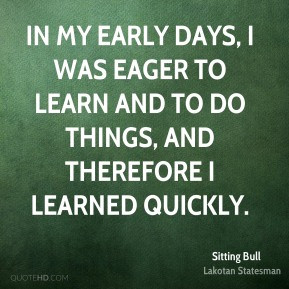 Eager Quotes
