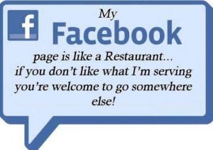 restaurant funny quotes quote facebook lol funny quote funny quotes ...