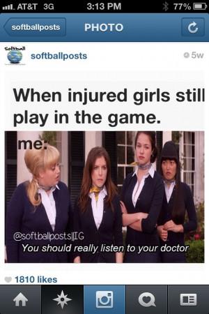 Funny softball icon hahah