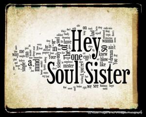 Word Art Print Sisters Quote Alterediris Etsy