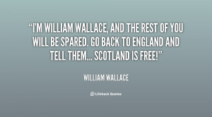 a report on the life of sir william wallace The life and adventures of sir william wallace the liberator of scotland by sir william wallace by a f life of sir william wallace, of elderslie by john d.