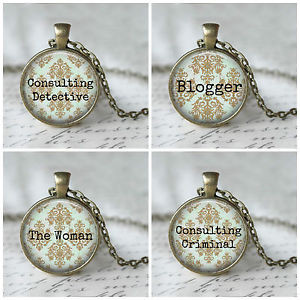 BBC-Sherlock-Quote-Necklace-Watson-Moriarty-Irene-Adler-Bronze-Pendant ...