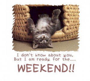 Here's wishing y'all a weekend filled with fun.Thank you for always ...