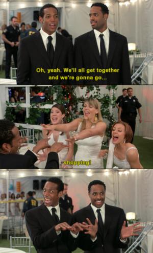 Movie Stills : White Chicks ♥