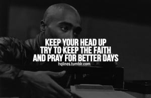 Tupac Shakur quotations, sayings. Famous quotes of Tupac Shakur.