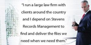 Legal Records Management