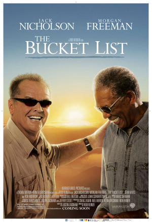 The Bucket List is a 2007 comedy-drama film directed by Rob Reiner and ...
