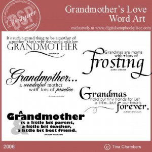 quotes for scrapbooking | grandmother quotes scrapbooking image search ...