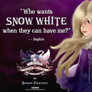 Sophie quote