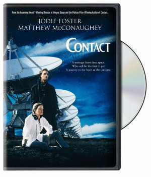Amazon.com: Contact (Keepcase): Jodie Foster, Matthew McConaughey ...
