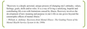 quotes about mental illness recovery