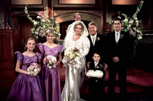 REBA Show Brock & Barbara Jean 's Wedding Episode Very funny