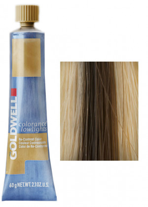 Goldwell Hair Colorance Color Chart