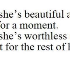 feeling worthless quotes Worthless Quotes Quote m...