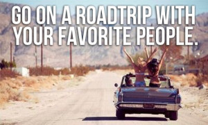 College Bucket List - roadtrip with your favourite people. http://www ...