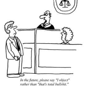 Funny lawyer quotes: