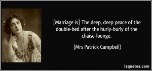More Mrs Patrick Campbell Quotes