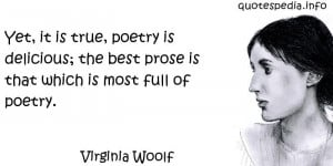 Famous quotes reflections aphorisms - Quotes About Poetry - Yet it is ...