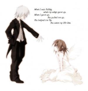Anime love wallapaper by LinkaIstheShit