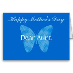 aunt mothers day quotes | Happy Mother Day Great Aunt... More