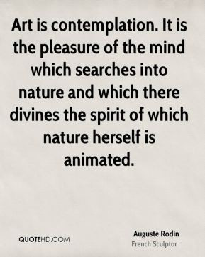 More Auguste Rodin Quotes