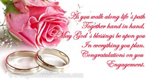 congratulations engagement Congratulations wishes for engagement ...
