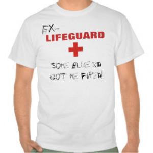 Funny Lifeguard Shirts