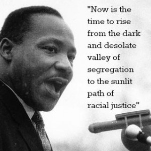 """... famous """"I Have a Dream"""" speech. Did you catch the quotes from"""