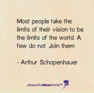 Inspirational Quotes: Vision