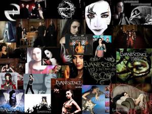 Evanescence Evanescence collage