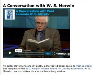 Merwin's quote #1
