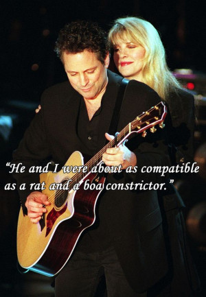 Stevie Nicks Song Quotes