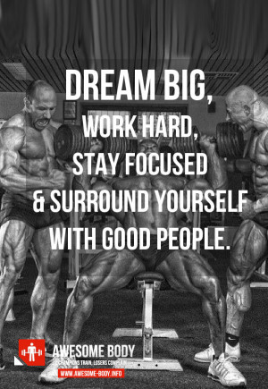 Bodybuilding Motivational Quotes | Work Hard