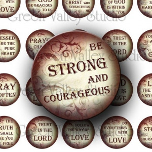 Digital Art Images Collage Sheet Religious Quotes Christ Love ...