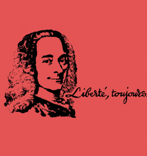 Voltaire Philosopher Voltaire