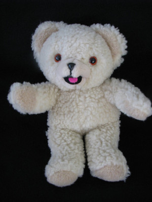 Snuggle Bear From Made Toy...