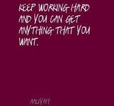 quotes about working hard - Google Search