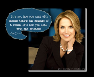 Photo found with the keywords: Katie Couric quotes