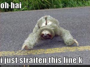 Oh Hai, I just straiten this line, k