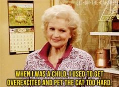 rose nylund betty white sarcastic comebacks girls betty golden girls ...